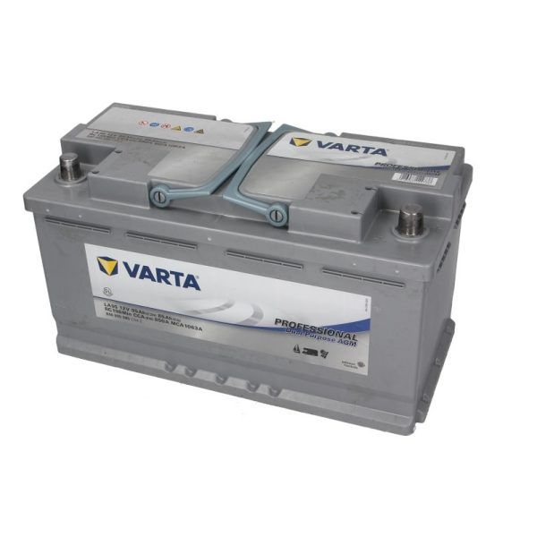 Akumulators VARTA PROFESSIONAL DUAL PURPOSE AGM VA840095085