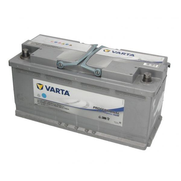 Akumulators VARTA PROFESSIONAL DUAL PURPOSE AGM VA840105095