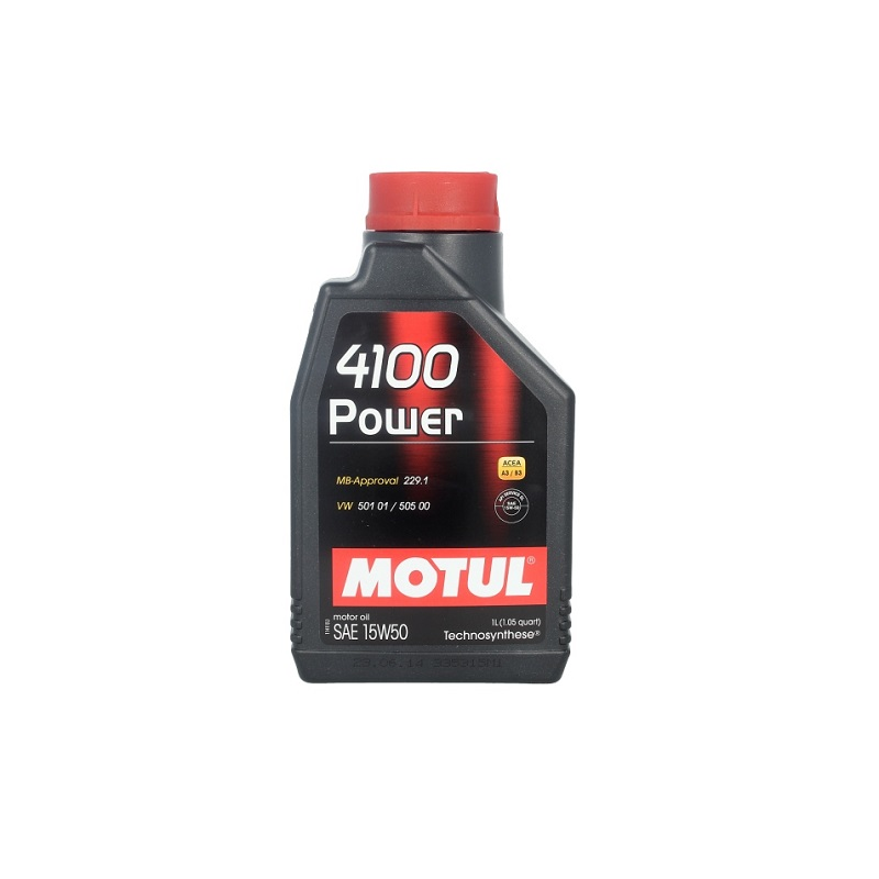 Motoreļļa 4100 POWER 15W50 1L