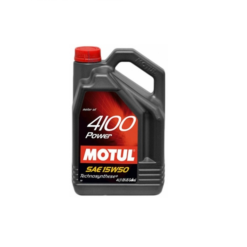 Motoreļļa 4100 POWER 15W50 4L