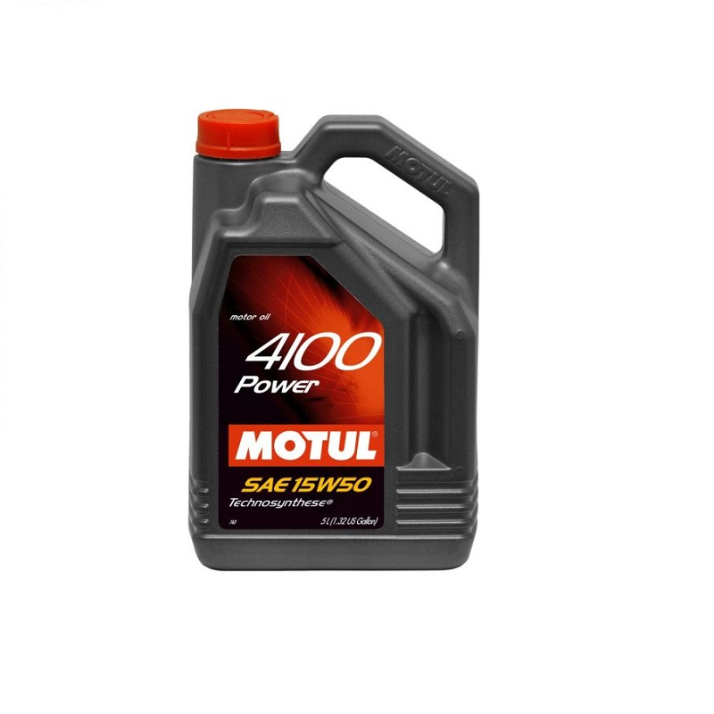 Motoreļļa 4100 POWER 15W50 5L