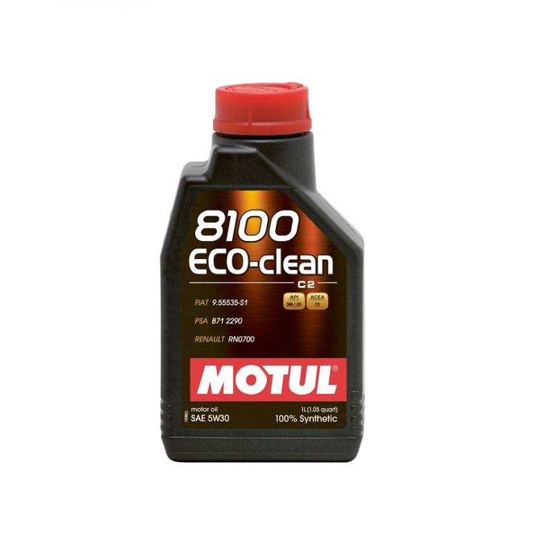 Motoreļļa 8100 ECO-CLEAN 5W30 1L