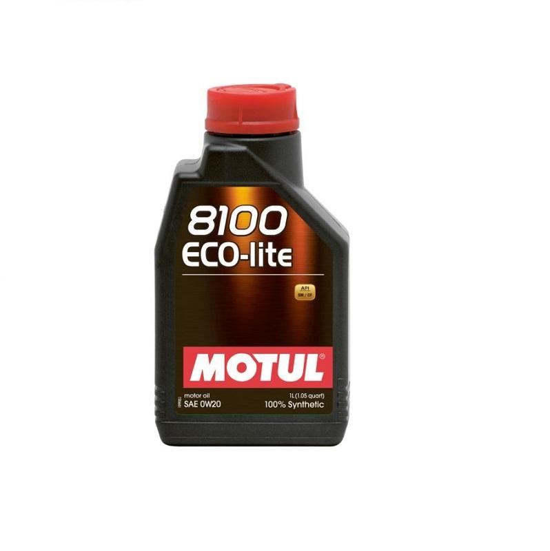 Motoreļļa 8100 ECO-LITE 0W20 1L