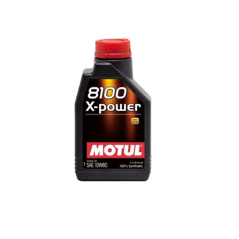 Motoreļļa 8100 X-POWER 10W60 1L