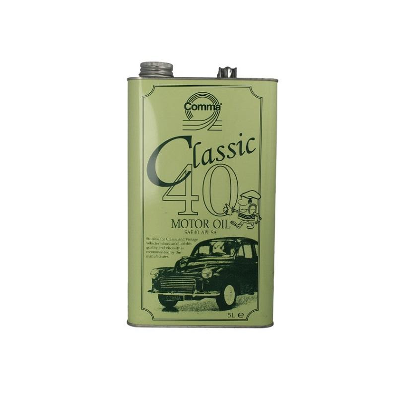 Motoreļļa CLASSIC MOT.OIL 40 5L