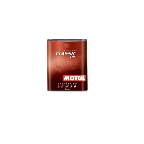 Motoreļļa CLASSIC OIL 20W50 2L