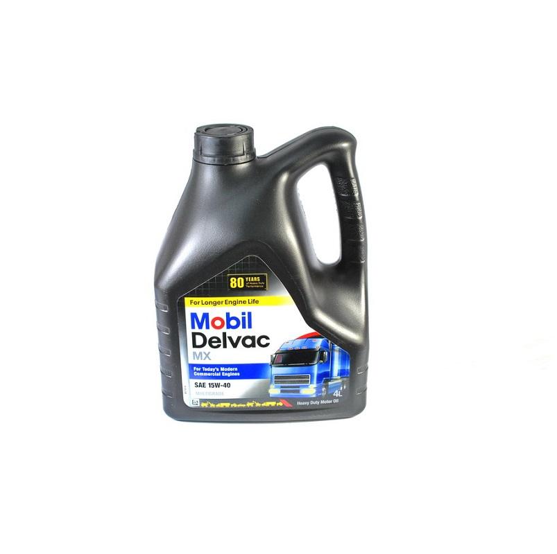Motoreļļa DELVAC MX 15W40 4L