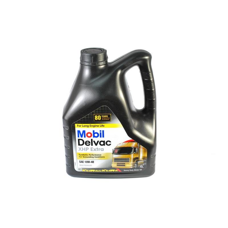 Motoreļļa DELVAC XHP EXTRA 4L