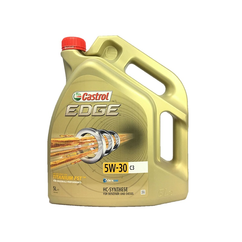 Motoreļļa EDGE 5W30 C3 4LX4