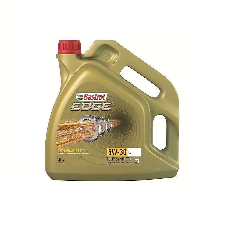 Motoreļļa EDGE 5W30 LL 4L
