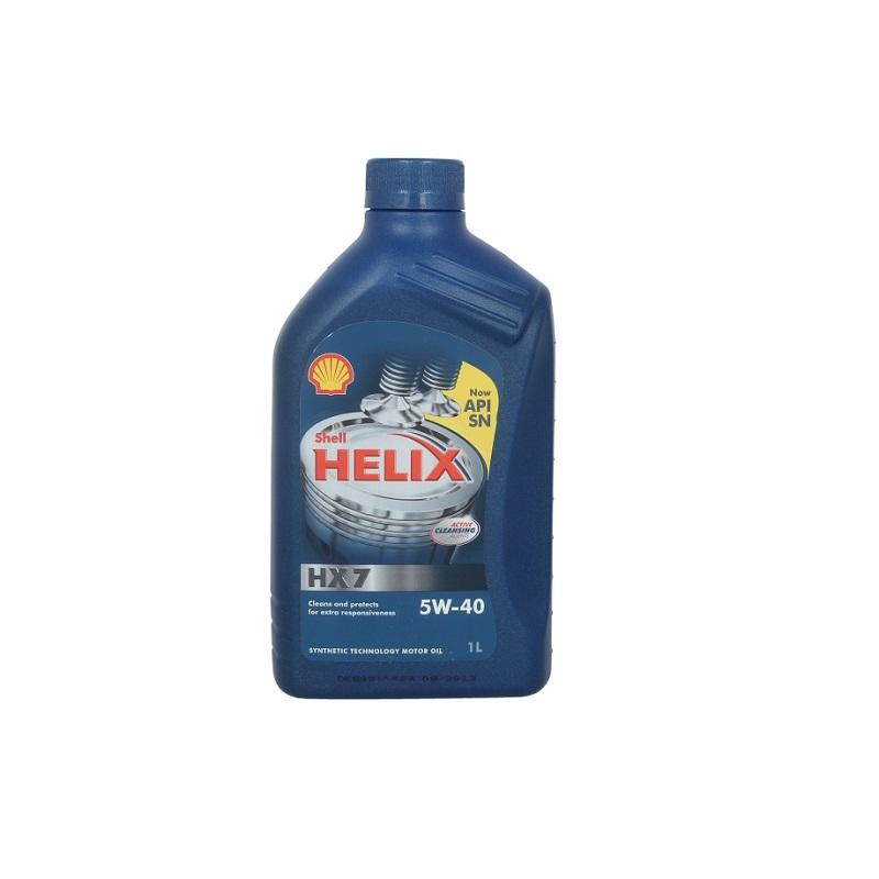 Motoreļļa HELIX HX7 5W40 1L