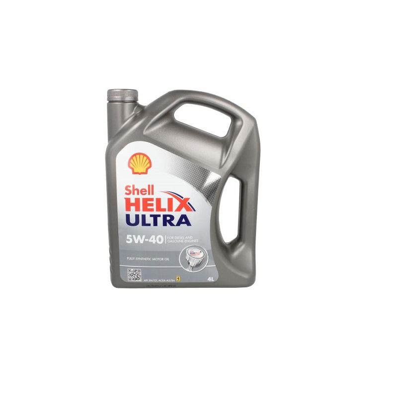 Motoreļļa HELIX ULTRA 5W40 4L