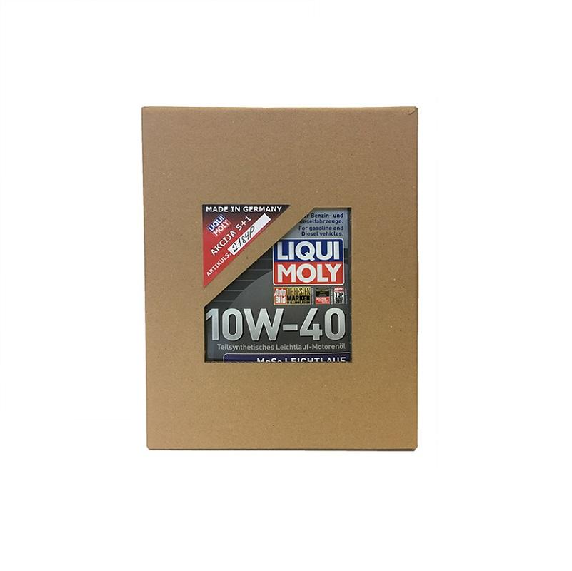 Motoreļļa LIM2184 10W40 5L+1L BOX