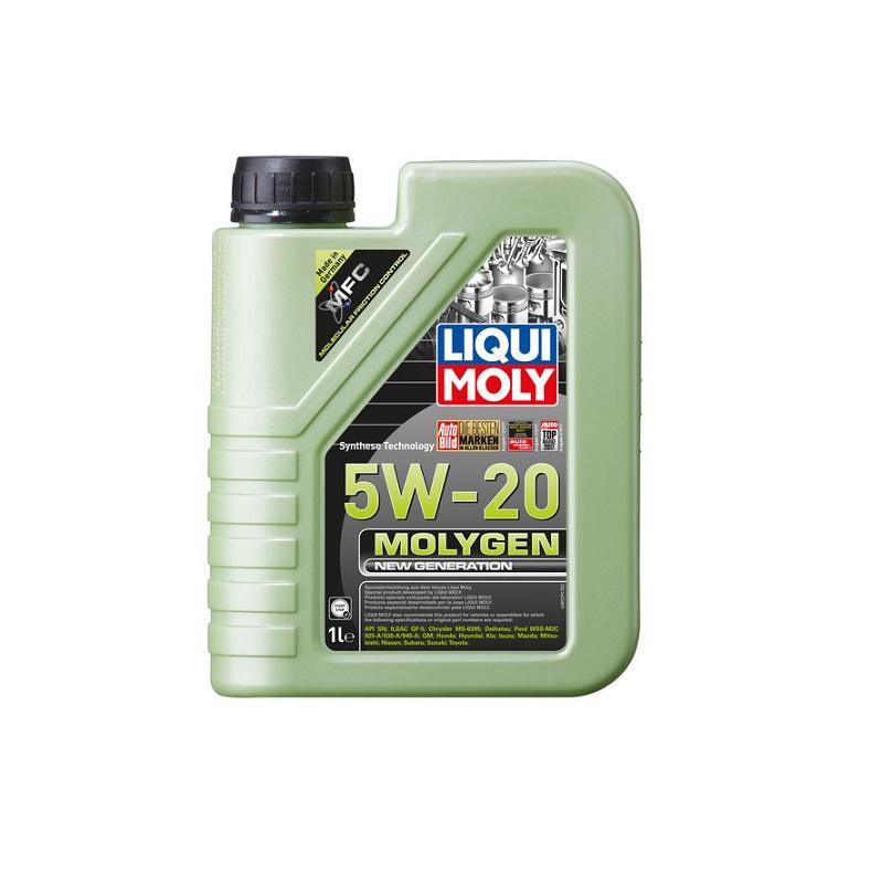 Motoreļļa LIM8539 MOLYGEN 5W20 1L