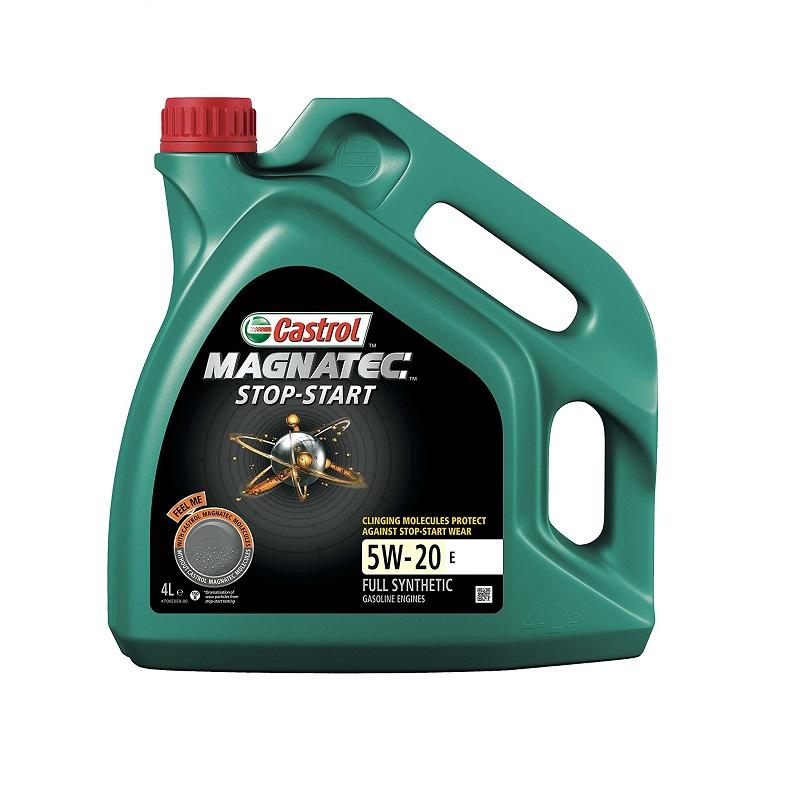 MAGNATEC 5W20 E SS 4L