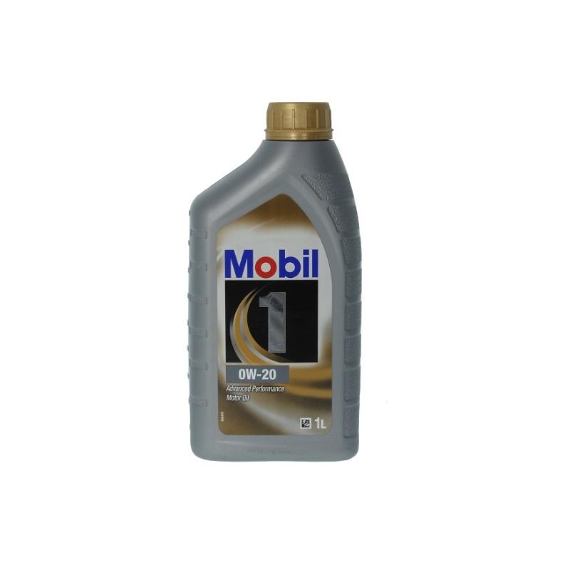 Motoreļļa MOBIL 1 0W20 1L