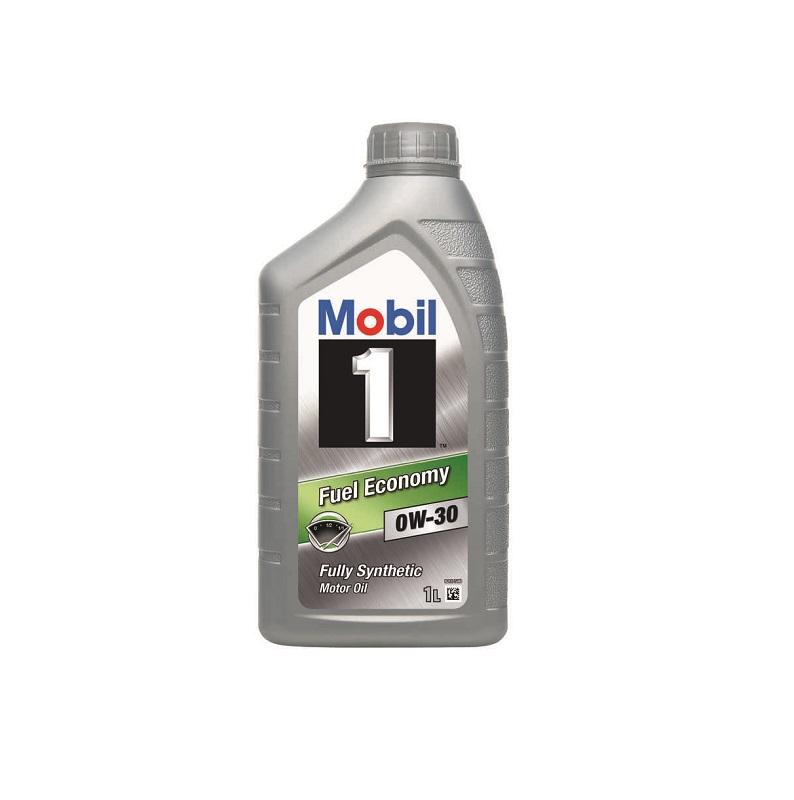 Motoreļļa MOBIL 1 0W30 FE 1L