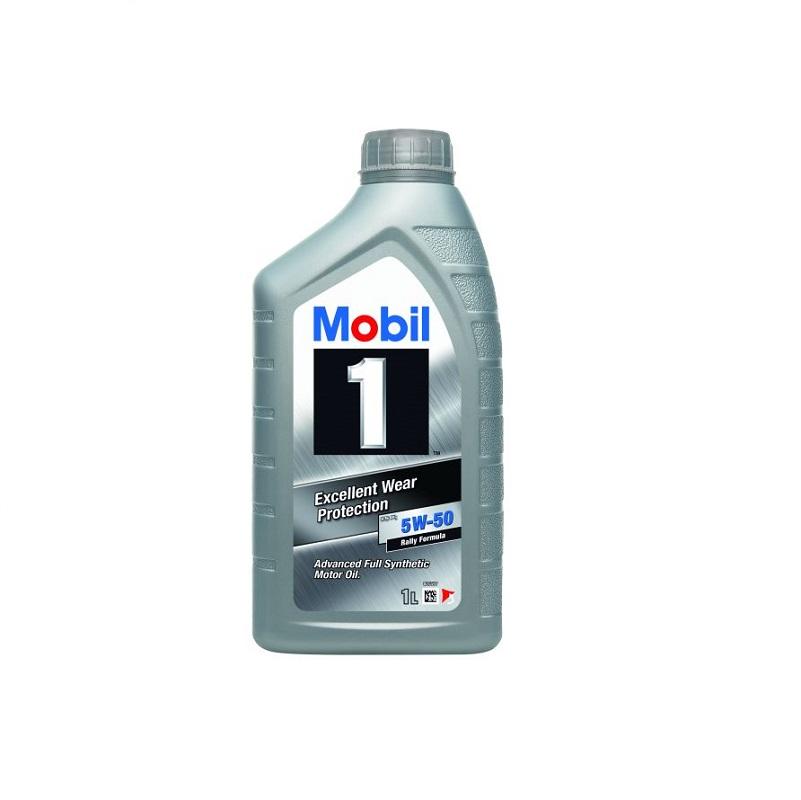 Motoreļļa MOBIL 1 5W50 1L