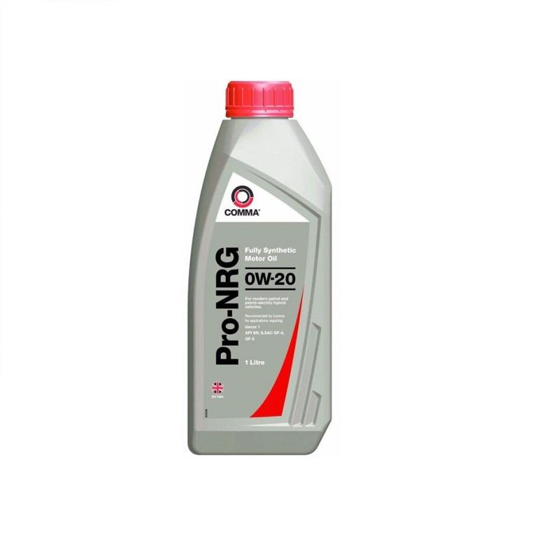 Motoreļļa PRO-NRG 0W20 1L