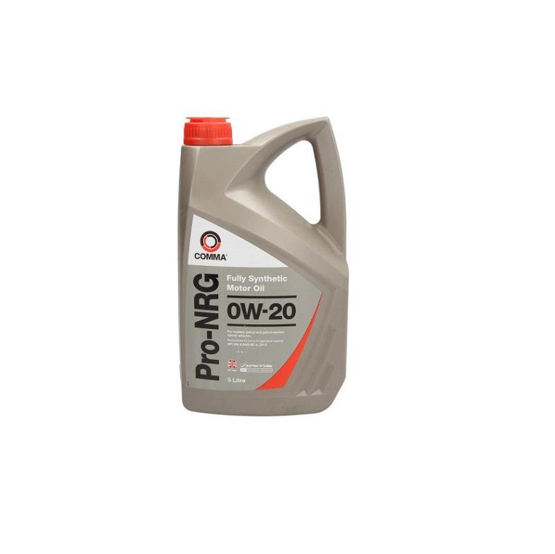 Motoreļļa PRO-NRG 0W20 5L