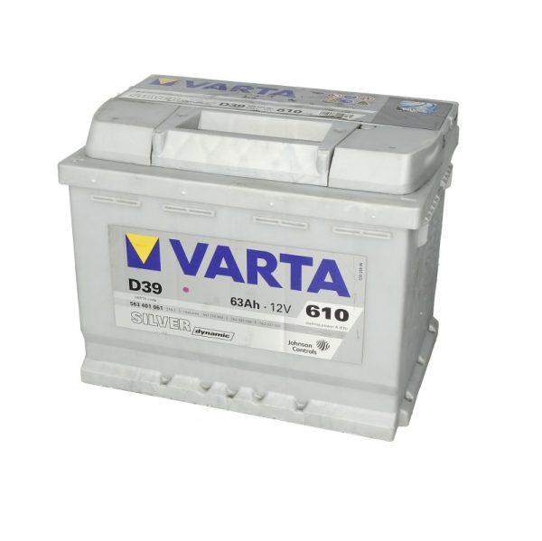 Akumulators VARTA SILVER DYNAMIC SD563401061