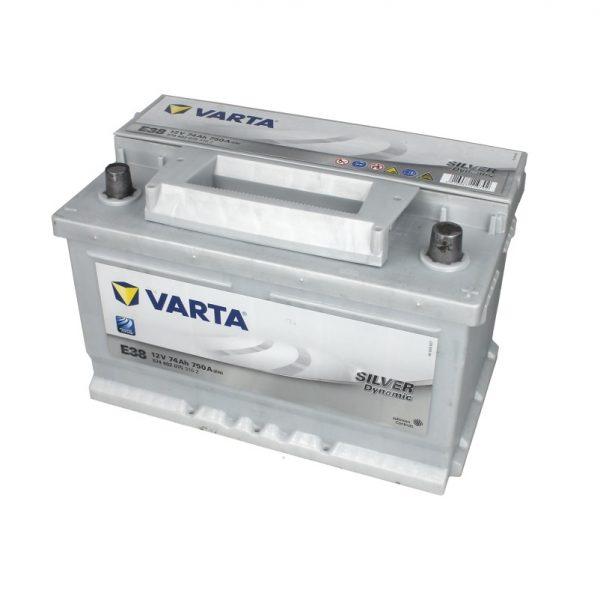 Akumulators VARTA SILVER DYNAMIC SD574402075