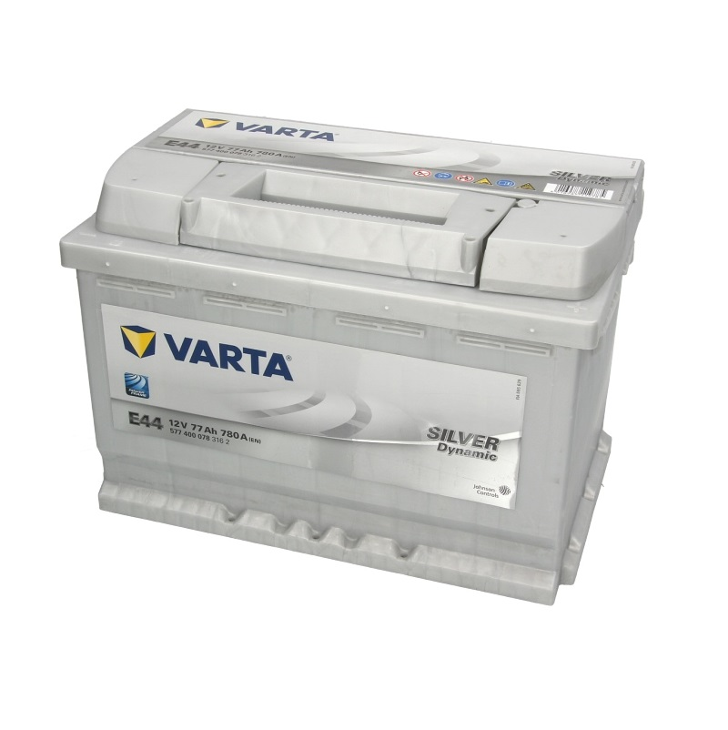 Akumulators VARTA SILVER DYNAMIC SD577400078