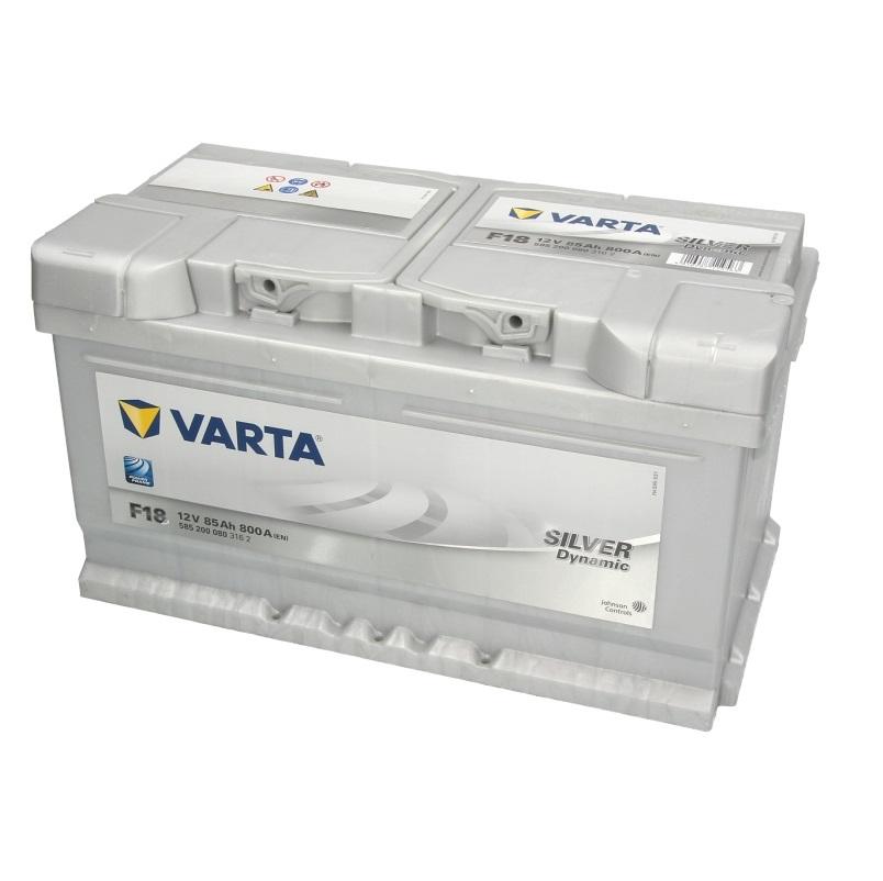 Akumulators VARTA SILVER DYNAMIC SD585200080