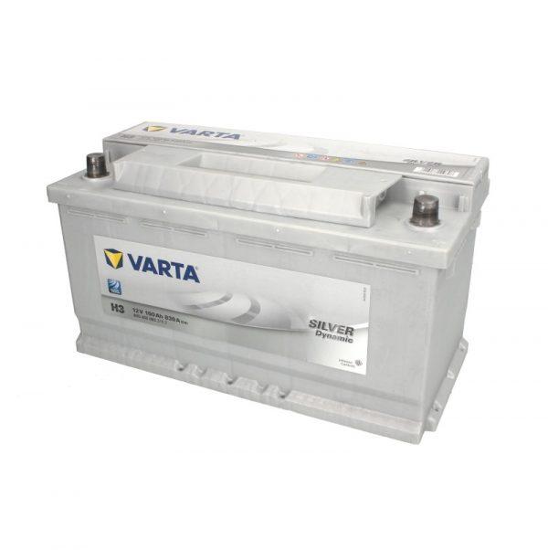 Akumulators VARTA SILVER DYNAMIC SD600402083