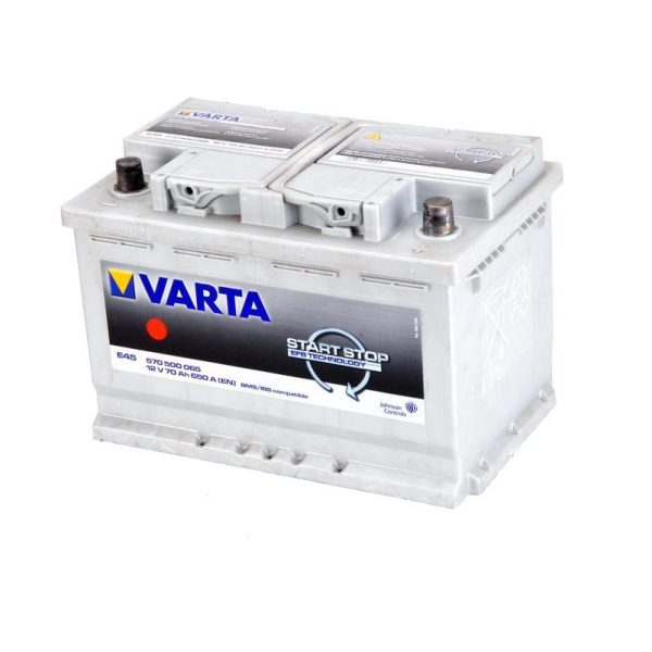 Akumulators VARTA START & STOP EFB VA570500065