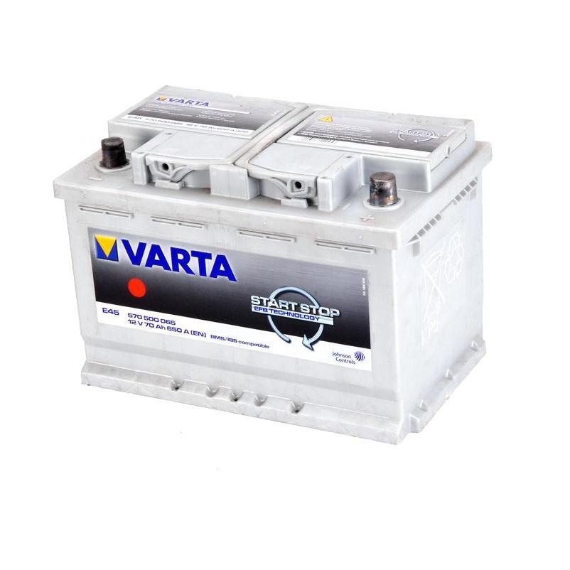 Akumulators VARTA START & STOP EFB VA570500065