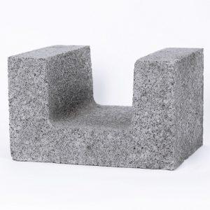 Keramzīta Bloki U veida